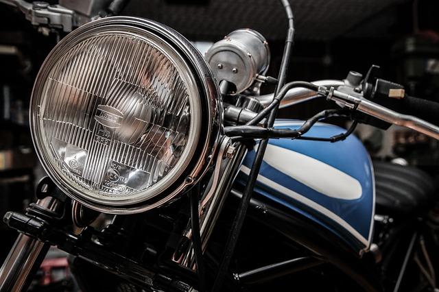 svetlo na motorke